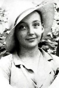 Marguerite à quinze ans