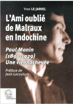 l ami oublié de André Malraux. 1er couv