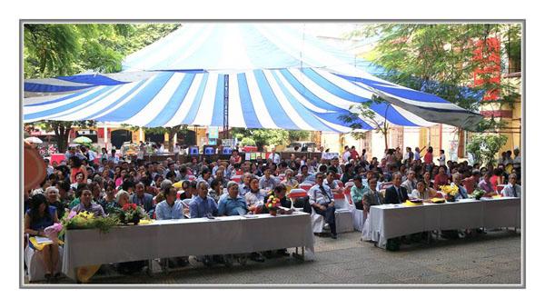 Vue générale rassemblement club Alas VN 25-10-2015